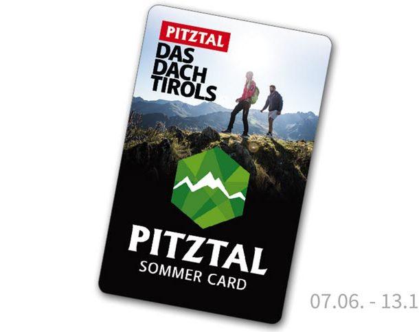 Pitztal Sommer Card Stillebach