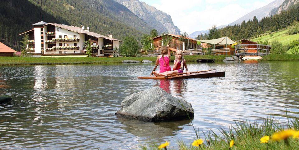 Kinder-Hotel Pitztal Tirol
