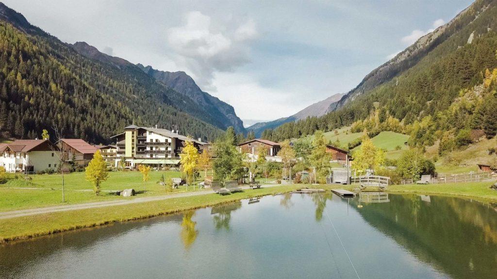 Biohotel Stillebach Pitztal Tirol