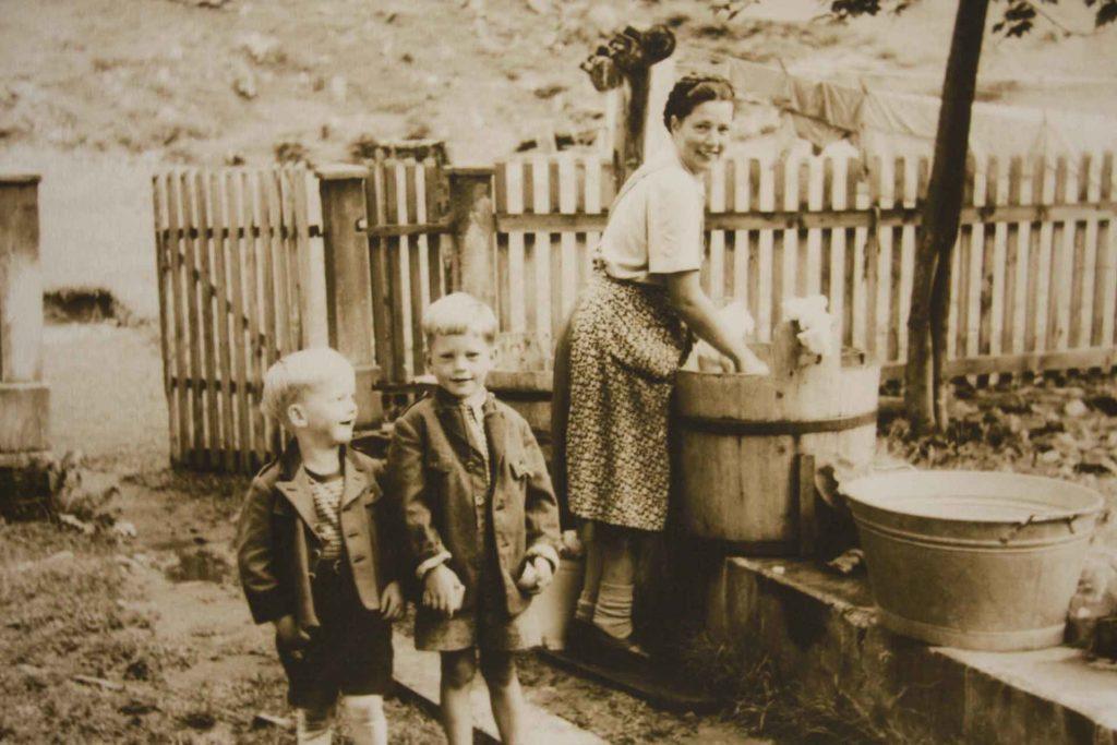 Historisches Bild aus Stillebach