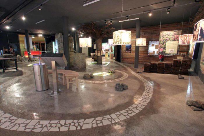 Ausstellung Naturparkhaus