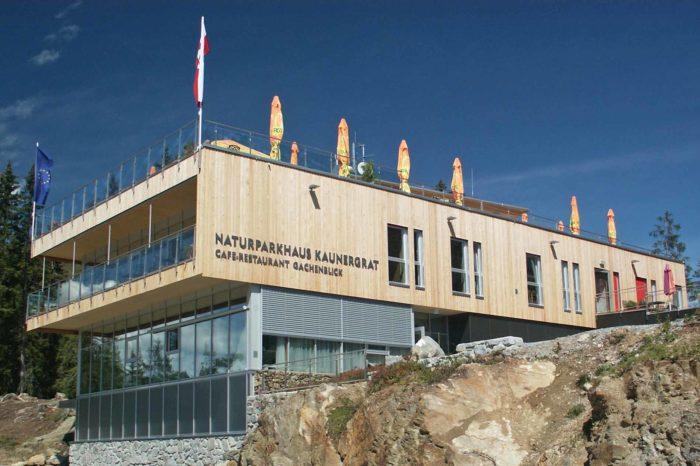 Naturparkhaus Gachenblick