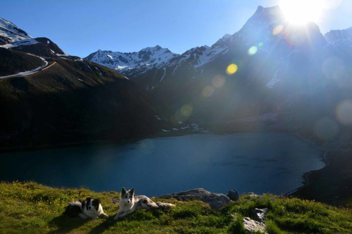 Bergsee im Pitztal