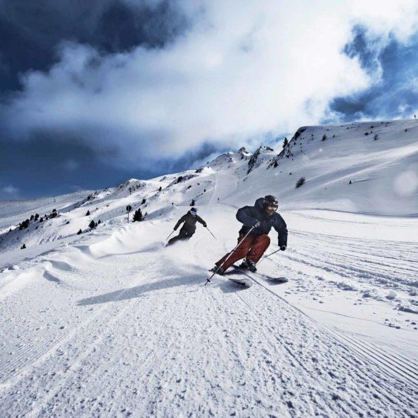 Hochzeiger Skifahren
