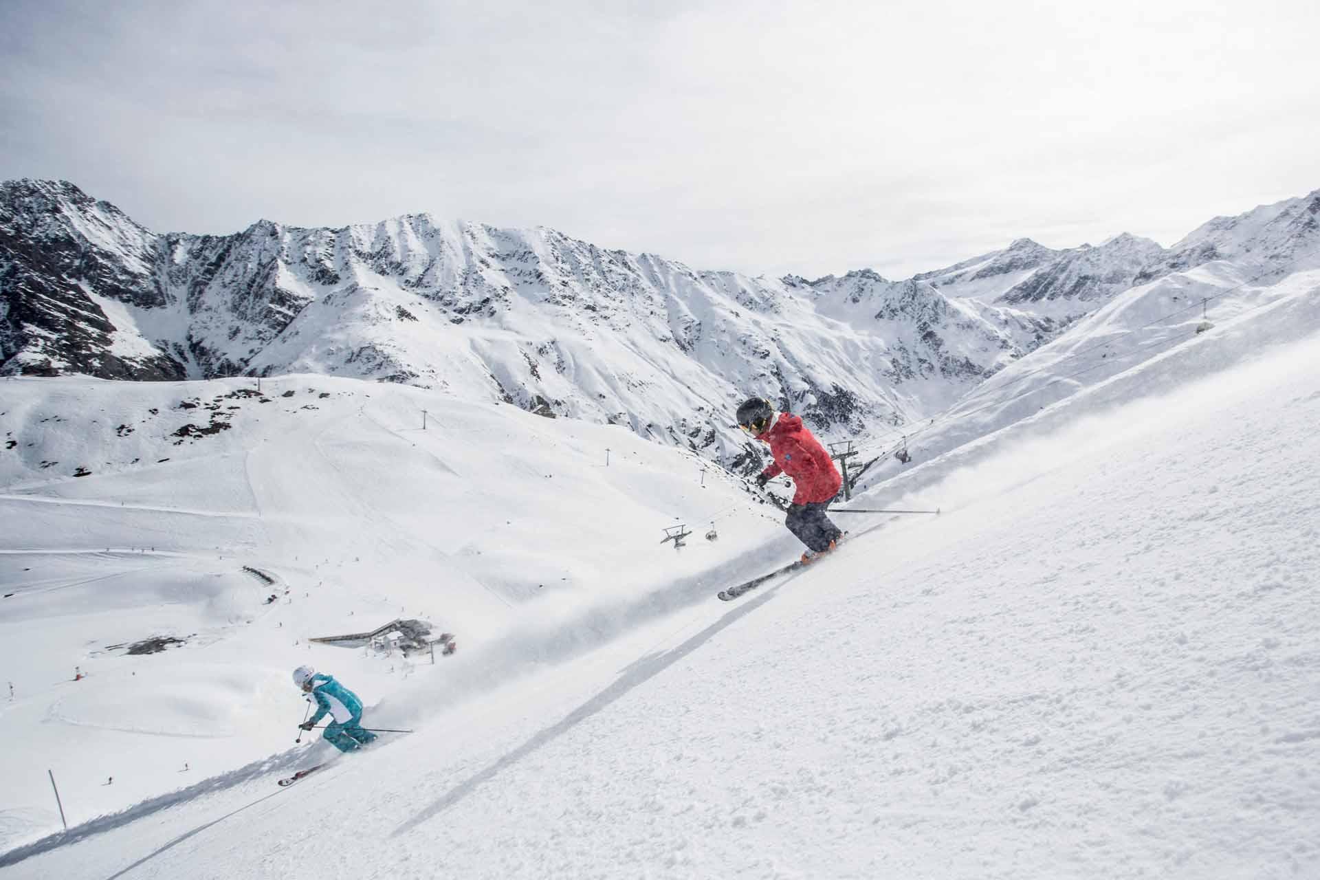skifahren rifflsee