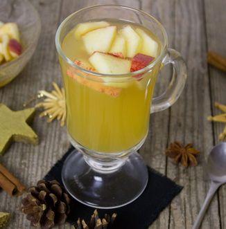 Rezept Apfel-Punsch
