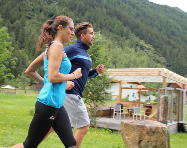 trail running stillebach