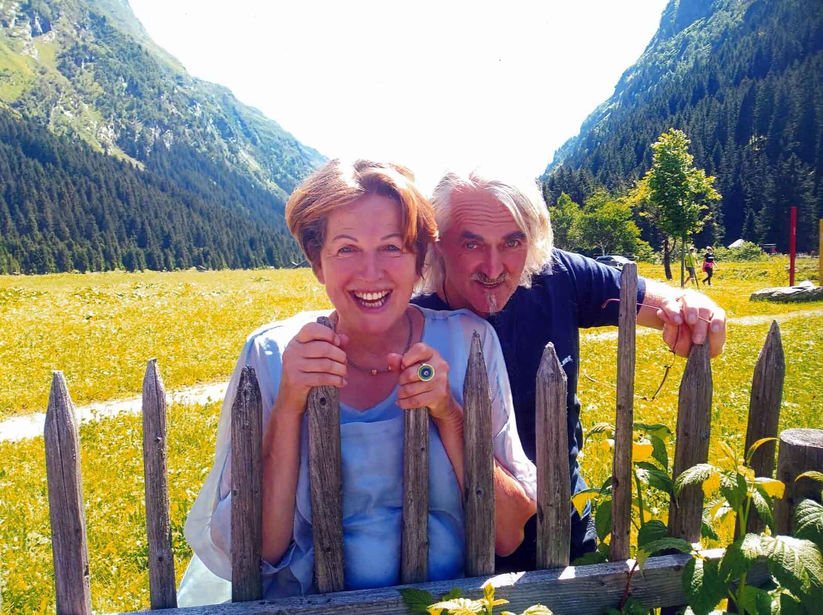 Trudi und Rupert