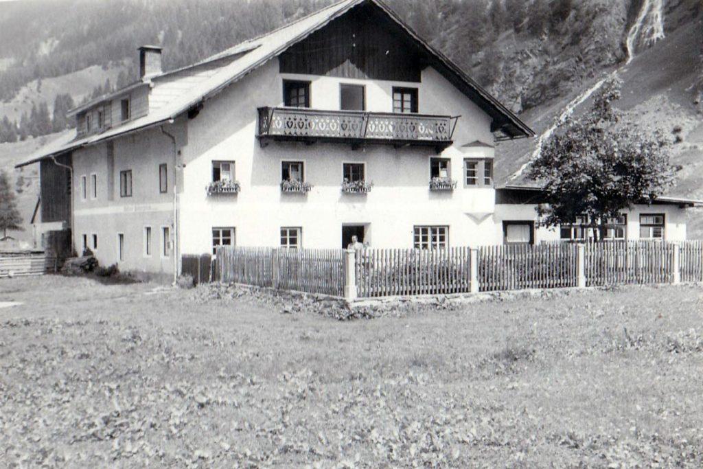 Das alte Gasthaus Wildspitzblick