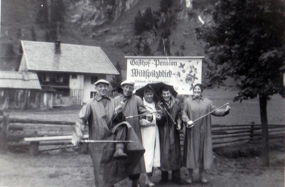 Niederländische Gäste in Stillebach