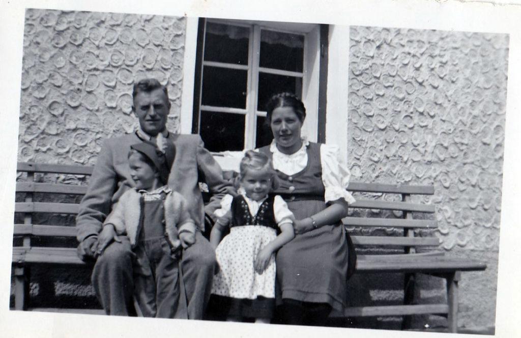 Familie Walser in Stillebach