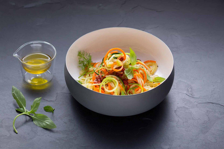 Rezept Pasta Tricolore basenfasten nach Wacker®