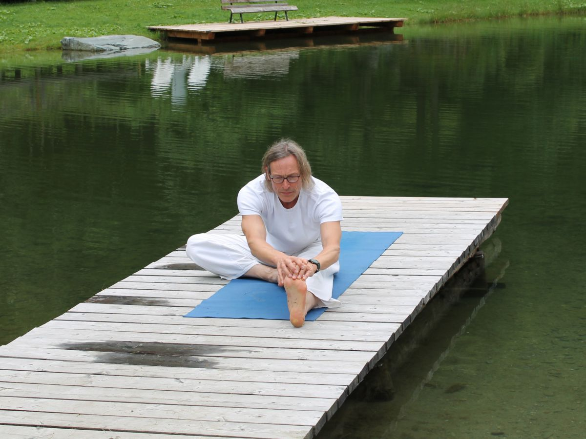 Yoga am Stillebacher See