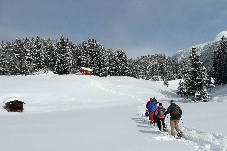 Winterwandern Pitztal