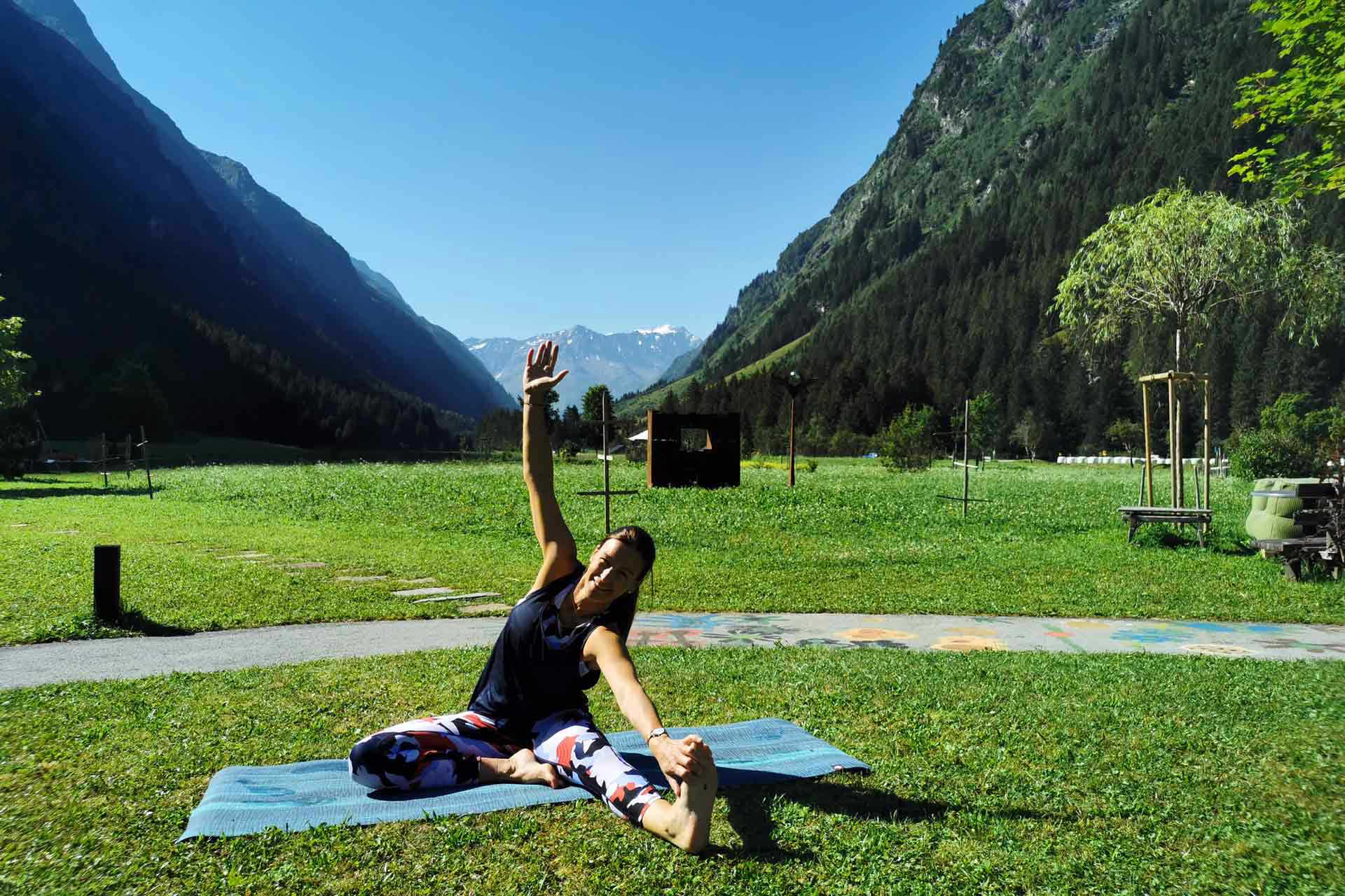 Yoga Biohotel Stillebach