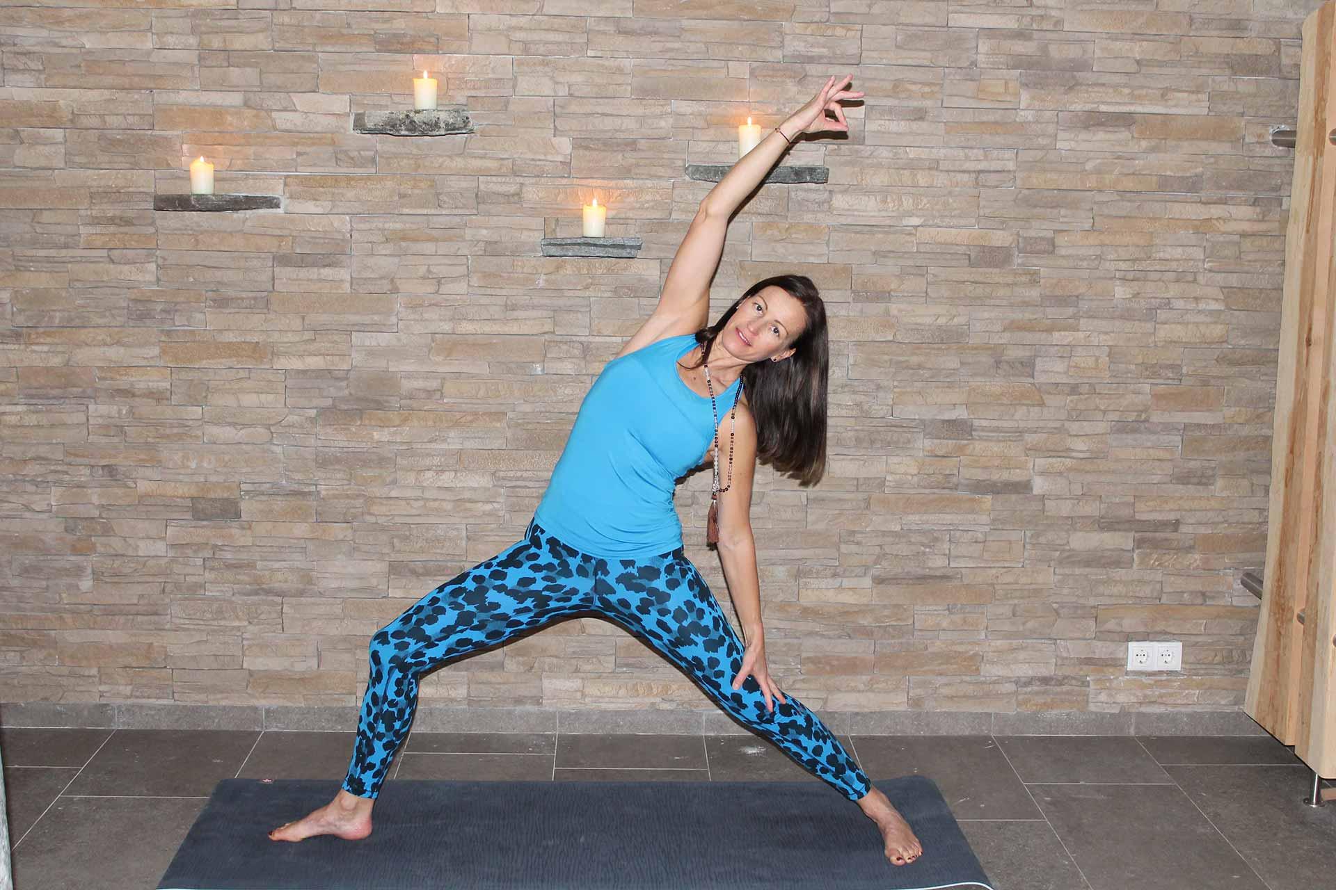 Yoga Chakren Biohotel Stillebach