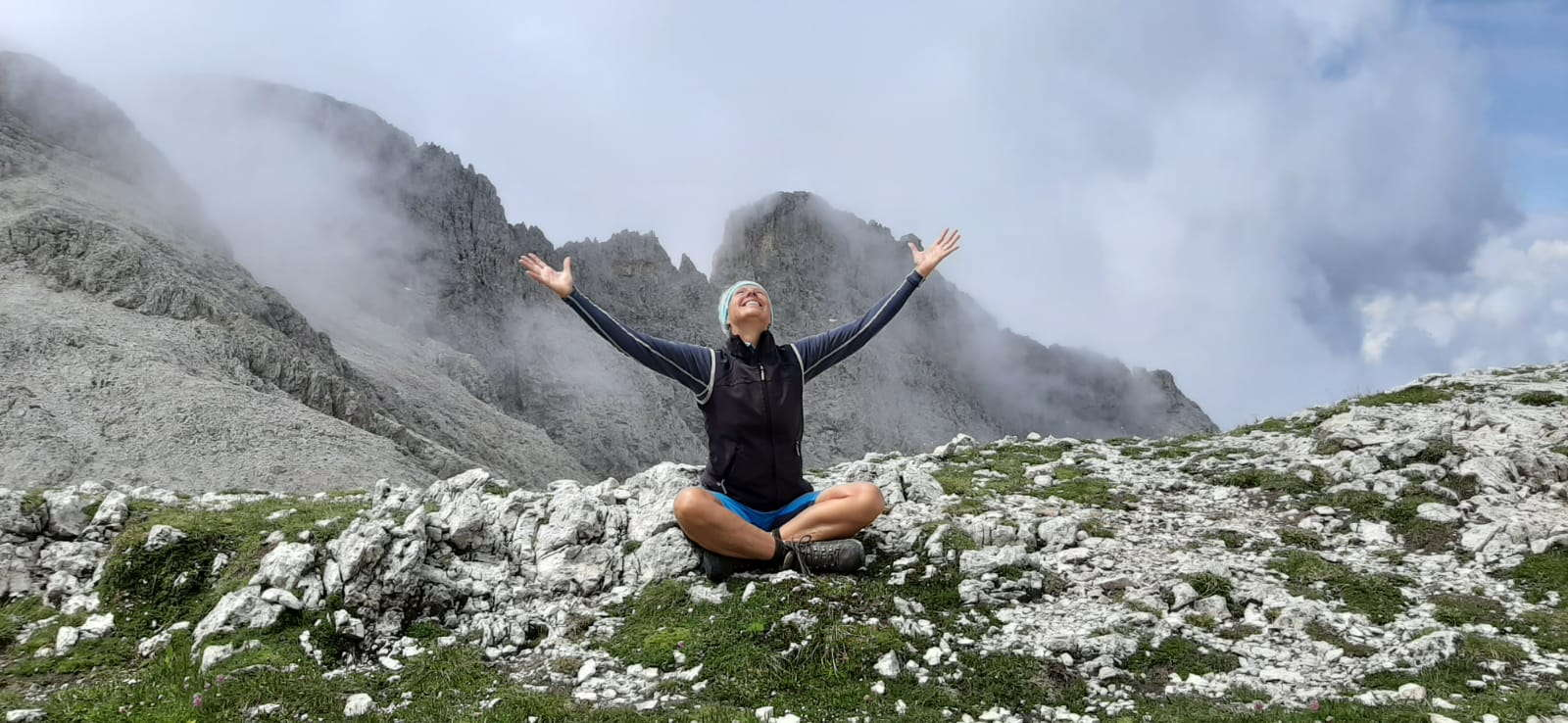 Yoga und Wandern mit Anja Dubau